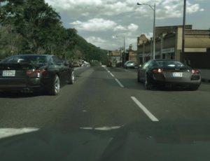 Capture d'écran de GTA 5 avec des images photoréalistes.