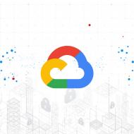 Image du logo de Google Cloud.