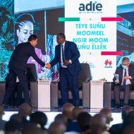 Huawei et le Sénégal signent un accord.