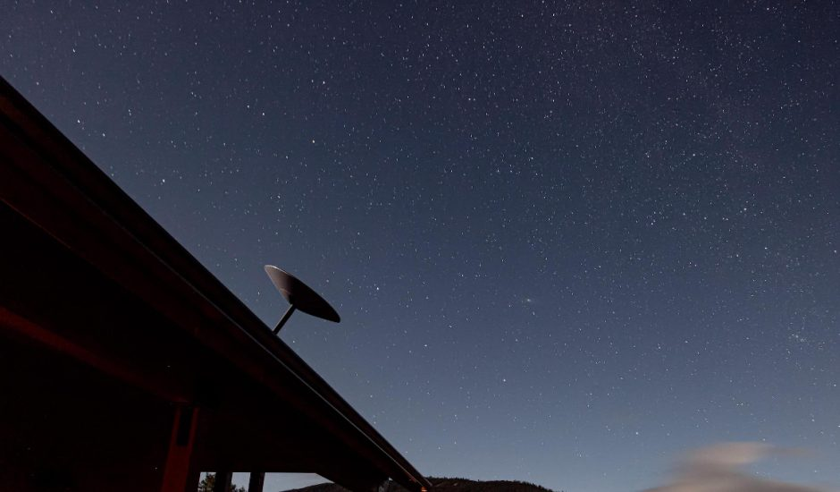 Starlink pourrait être envoyé dans l'espace à l'aide des avions.