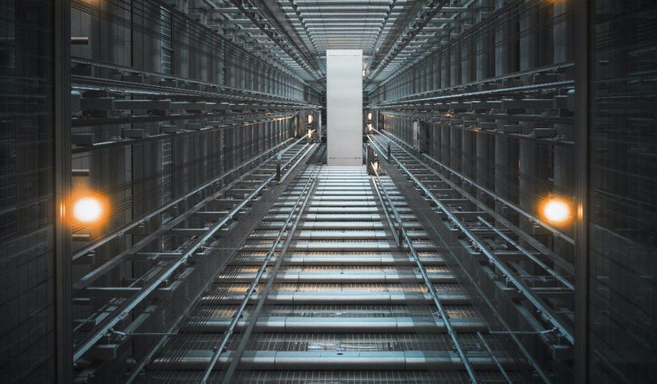 Image d'un supercalculateur