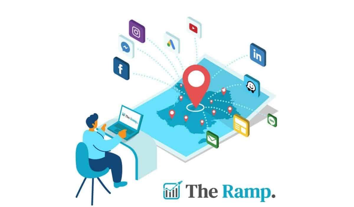 The Ramp : la solution publicitaire multi-locale pour les réseaux d'enseigne et de franchises