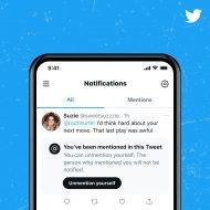 Twitter souhaite aider les utilisateurs à se démentionner des tweets.