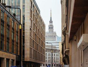 Aperçu de Varsovie