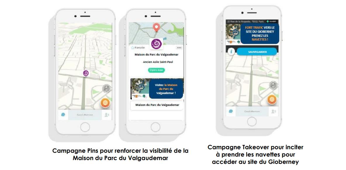 Waze va proposer des itinéraires alternatifs pour amener les touristes vers des zones où la fréquentation est plus faible.