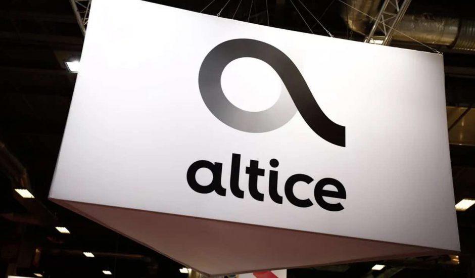 Aperçu du logo Altice