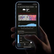 Dark Sky sera encore mis à jour par Apple jusqu'en 2022.