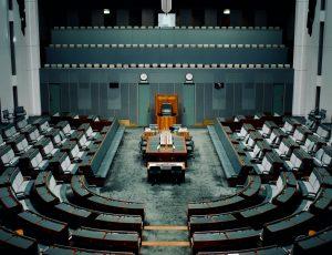Aperçu de la Chambre des représentants.