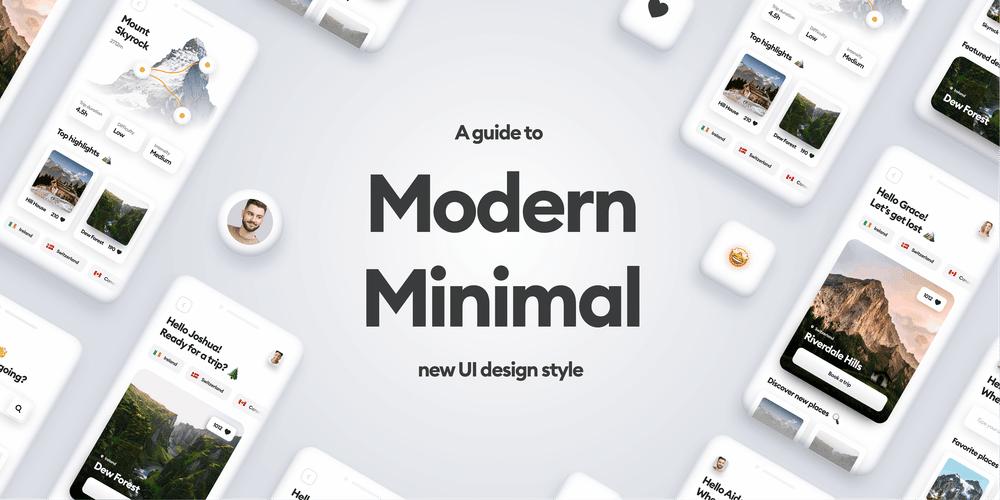 Des mockups minimalistes et gratuits de l'iPhone 12 pour Sketch et Figma