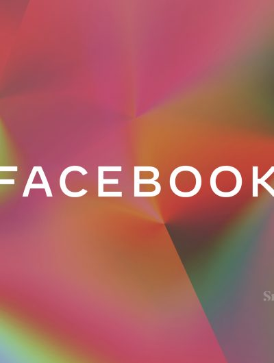 Illustration du logo de la marque Facebook.
