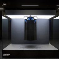 L'ordinateur quantique System One d'IBM
