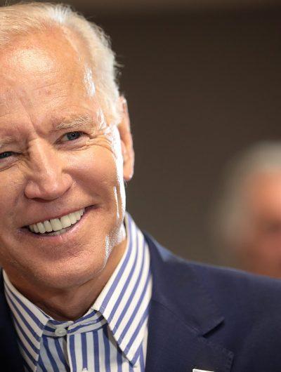 Le président des États-Unis, Joe Biden.