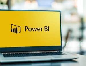 Power BI écran