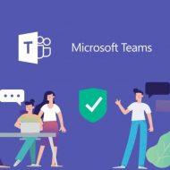 Les appels chiffrés de bout en bout arrivent sur Microsoft Teams.