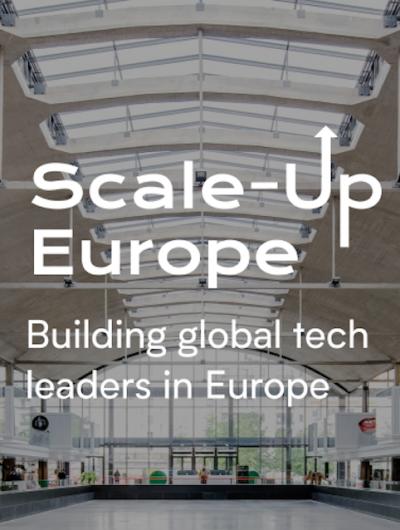 Illustration Scale-Up Europe.