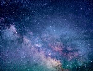 Photographie d'une galaxie. Le superordinateur Perlmutter va tenter de comprendre la formation du cosmos.