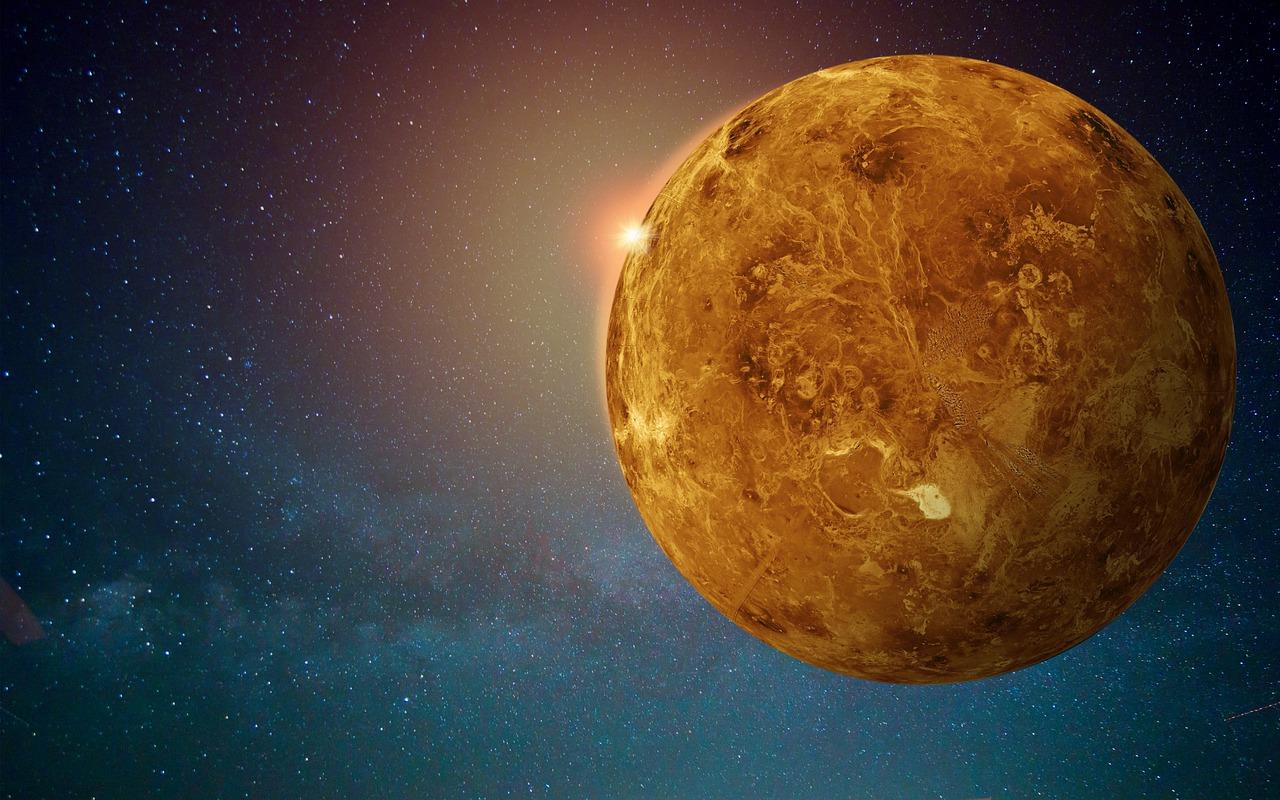 Une activité tectonique détectée sur Vénus