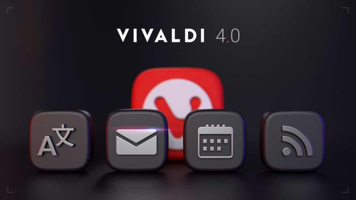Vivaldi déploie une nouvelle version de son navigateur