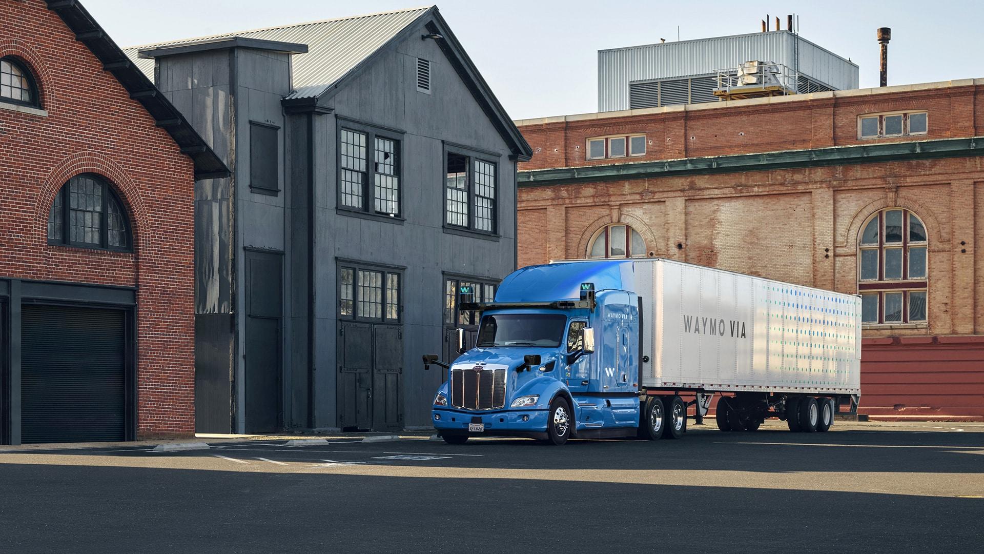 Waymo va transporter des marchandises avec des camions autonomes dans le Texas