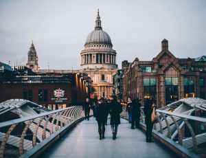 Aperçu de Londres.