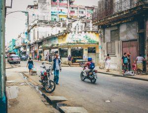 Aperçu de La Havre à Cuba.