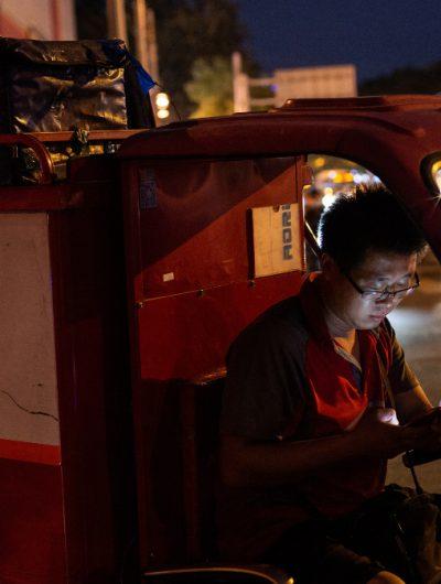 La chine souhaite, elle aussi, protéger les livreurs à domicile contre l'exploitation.