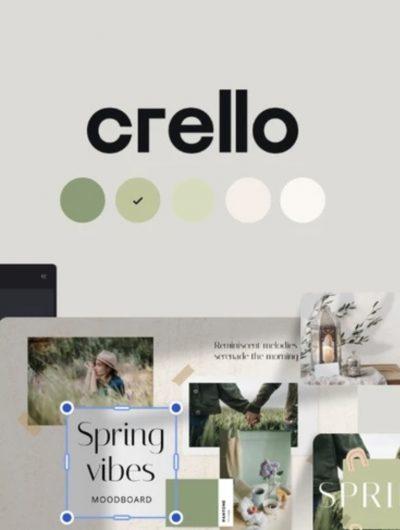 illustration du fonctionnement de Crello