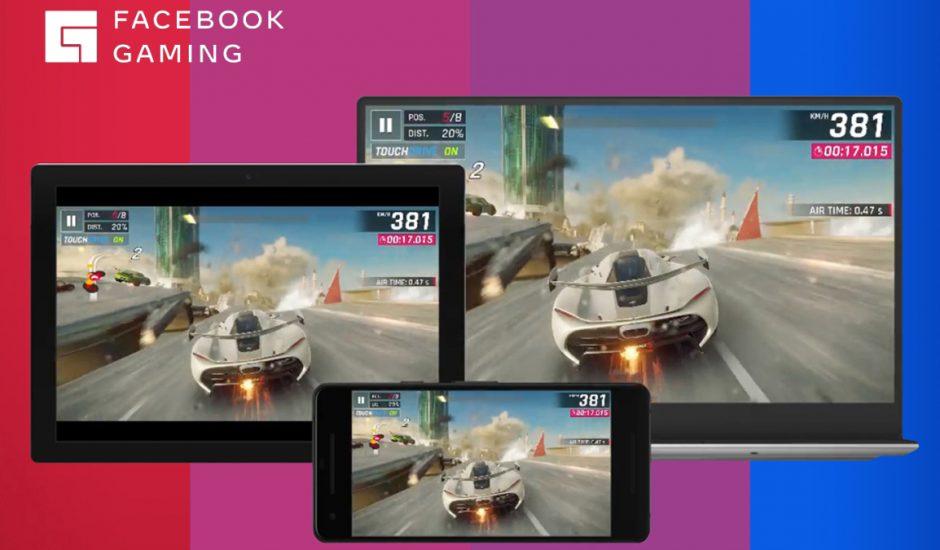 Facebook Cloud Gaming s'ouvre aux iPhone et aux iPad.