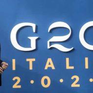 Aperçu d'un ministre italien au G20.