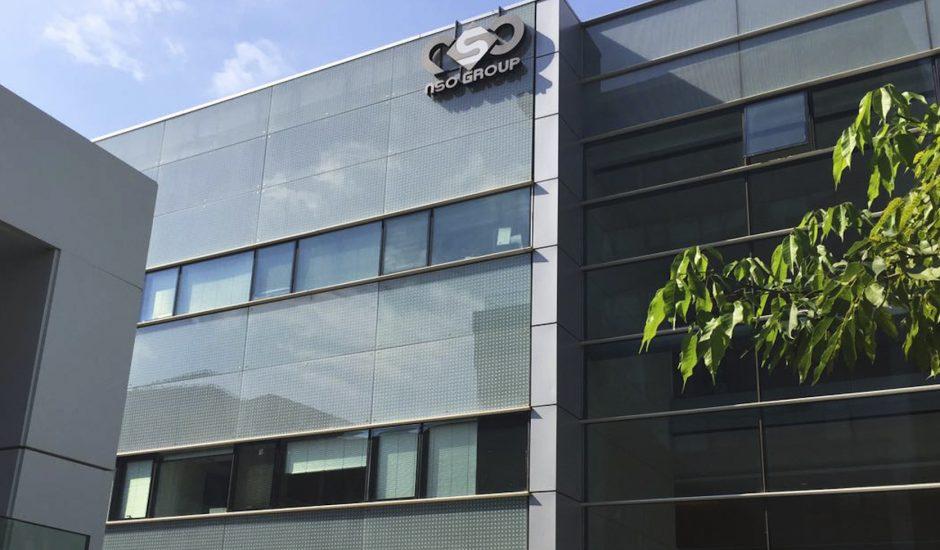 Aperçu des bureaux de NSO Group.