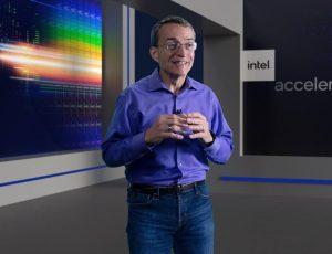 Pat Gelsinger le PDG d'Intel