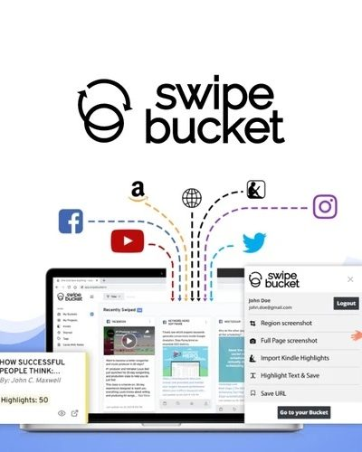 présentation SwipeBucket