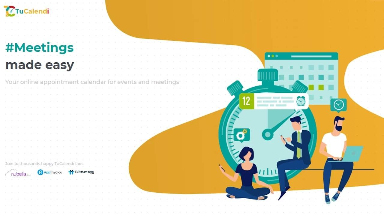 TuCalendi : un outil pratique qui automatise et facilite la prise de rendez-vous