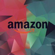 Logo d'Amazon.
