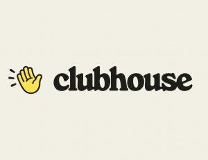 Le nouveau logo de Clubhouse.