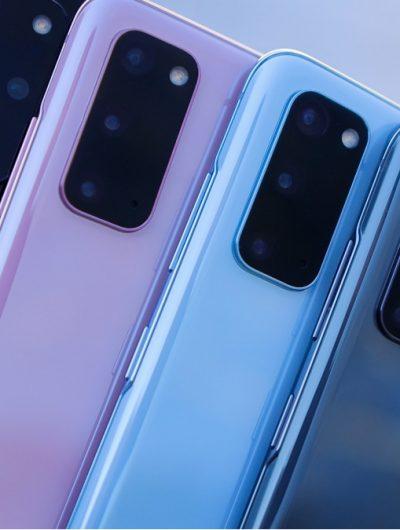 Des constructeurs de smartphones subissent de pleins fouet la pénurie de puces.