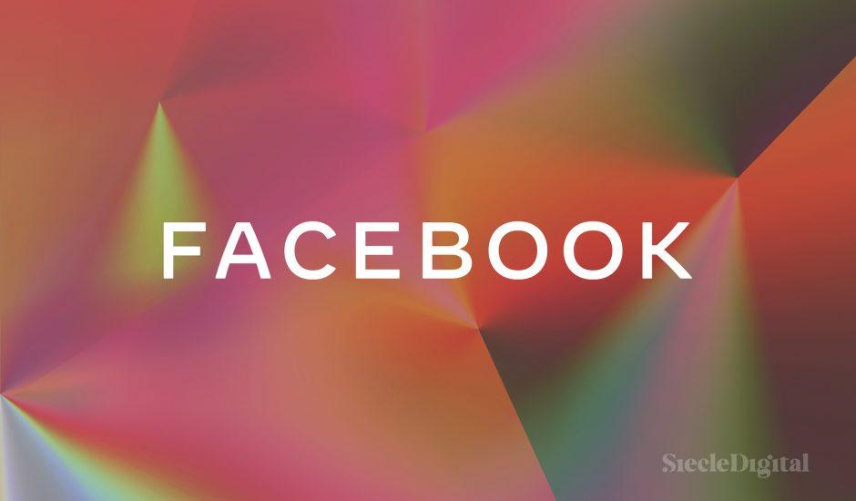 illustration du logo de facebook
