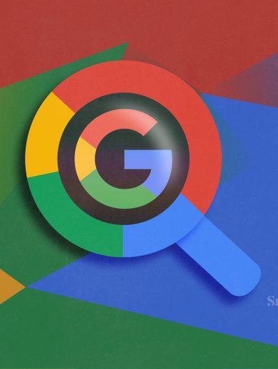 Illustration du logo de Google