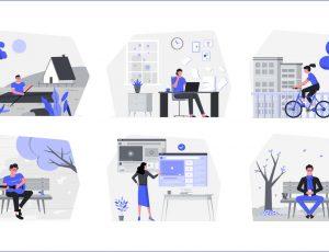 exemple d'illustrations