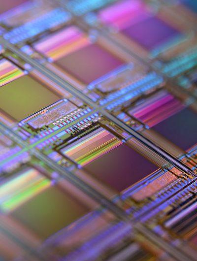 Micro composants pour processeur