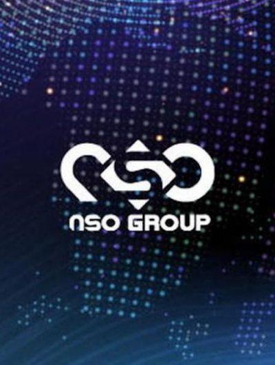 Le logo de NSO Group éditeur du logiciel espion Pegasus