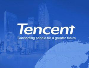 Le logo de Tencent
