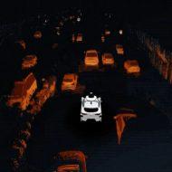 démonstration du logiciel de simulation de Waymo
