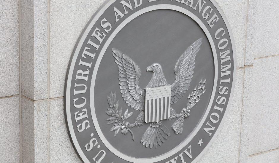 logo de la Securities and Exchange commission
