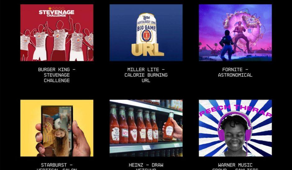 exemple de publicités
