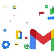 Icônes des logiciels de la suite Google Workspace