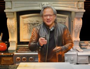 Nvidia aurait créé un clone virtuel de son PDG, Jensen Huang.
