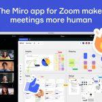 présentation de l'application Miro app for Zoom