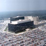 vue aérienne du siège de la NSA