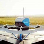 un drone Amazon